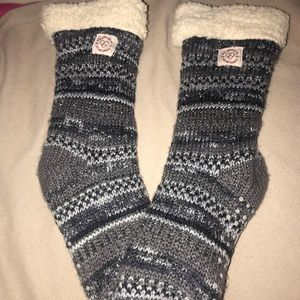 Accessories - Cozy thick warm socks! Brand new and never worn!